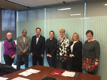 UBC Co-op Council meets with Professor Ono