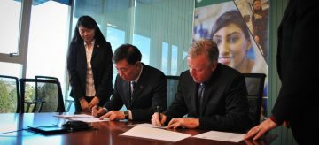 UBC School of Kinesiology and Beijing Sport University sign statement of cooperation