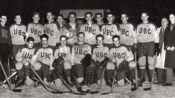 UBC Kin Alum Clare Drake elected to Hockey Hall of Fame