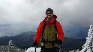 Chris Forgaard, PhD Candidate, receives Franklin Henry Young Scientist Award