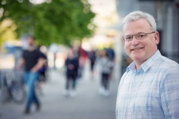 Dr. Guy Faulkner receives federal funding to study physical activity and mental health