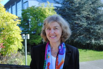 Dr. Patricia Vertinsky the recipient of the 2018 North American Society for Sport History Lifetime Achievement Award