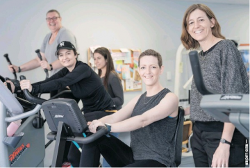 Exercise as Medicine article published in the Province