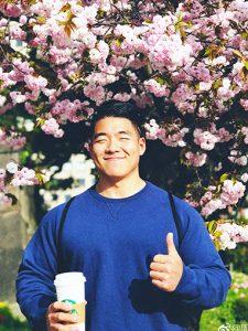 Alumni Stories: Randy Zhou