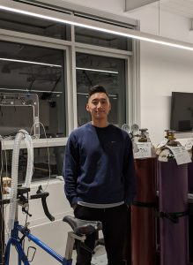Student profile: Andy Hung