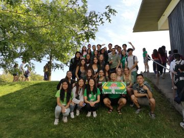 Featured Student: Davin Hu