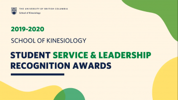 Check out the Virtual Presentation of the 2020 Student Service and Leadership Recognition Awards!