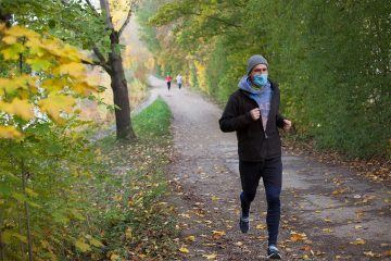 Study: Exercising While Wearing a Mask Does Not Disrupt Oxygen Intake